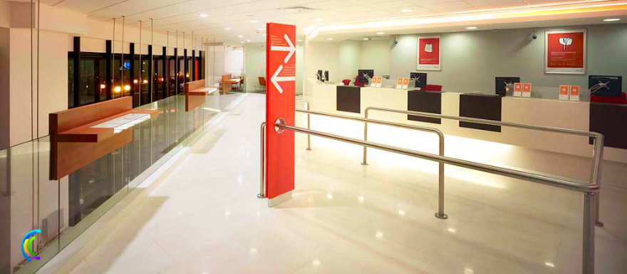 Banks & Financial Sector Cleaning Services   Montreal